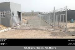 Abubakar Tafawa Balewa University, Gubi Campus, Bauchi -  Main Gate