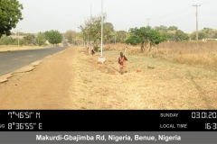 SECTIONAL-VIEW-OF-INSTALLED-STREET-LIGHT-POLES-ALONG-FUAM-ENTRANCE-GATE-TO-CLINIC-JUNCTION