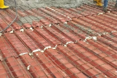 Casting-of-decking