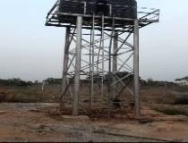 Overhead-Water-Tank-Installed