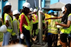 UNILAG-Students-Participating-in-the-laying-of-cable