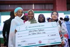 BUK STEM Interns emerges as the winner of  the Shark Tank Presentation