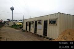 Site Office-External