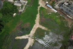 Aerial View of the Project Site