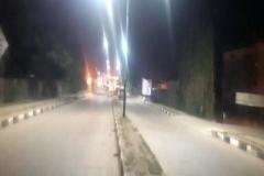 Rehabilitated Streetlights