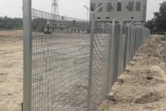 Site-perimeter-fencing