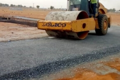 Ongoing Internal Road Works