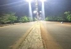 Retrofitted Ring Road Street Lights