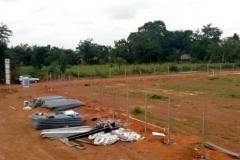 Project Site Fencing