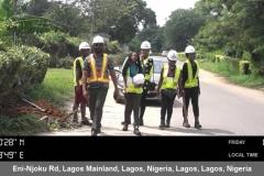 Training on street light installations(1)