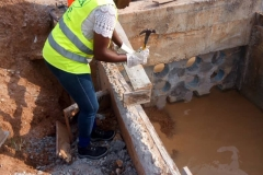 FUAM-SITE-STEM-FEMALE-STUDENTS-HELPING-OUT-IN-THE-INSTALLATION-OF-WTC-FOUNDATION-PLINTH-BEAM-FORMWORK