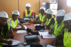 Interactive class session on reading and interpreting site drawings