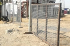 Fabrication-installation-of-site-gate